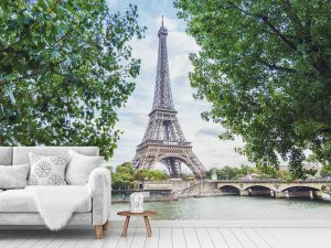 Eiffel Tower 12' x 8' (3,66m x 2,44m)