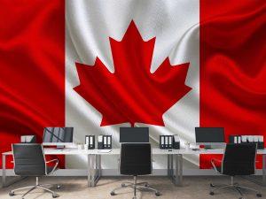 Canadian Flag 12' x 8' (3,66m x 2,44m)