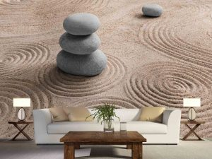 Zen Sand Garden 12' x 8' (3,66m x 2,44m)