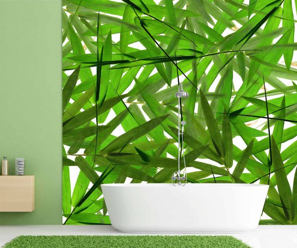 Bamboo Leaves 9' x 9' (2,75m x 2,75m)