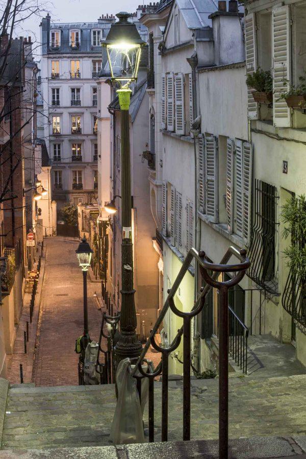 Butte de Montmartre 6' x 9' (1,83m x 2,75m)