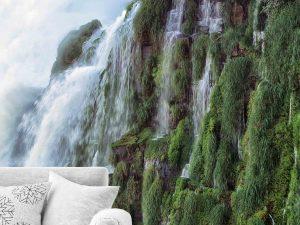 Iguazu Falls, Argentina 6' x 9' (1,83m x 2,75m)