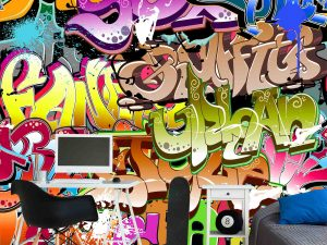 Funky Hip Hop 9' x 9' (2,75m x 2,75m)