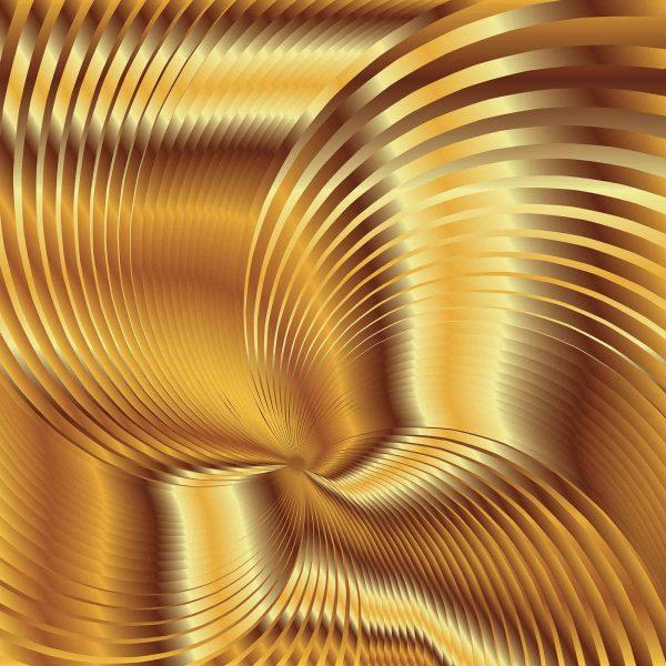Gold 9' x 9' (2,75m x 2,75m)