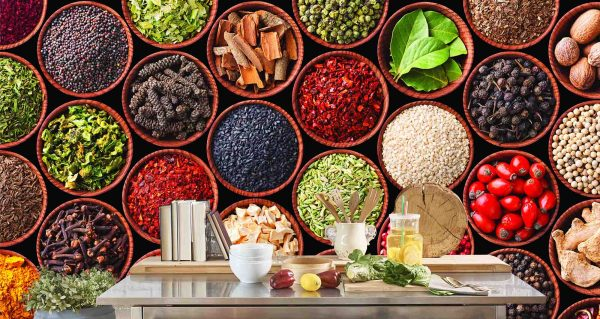 Herbs and Spices 9' x 8' (2,75m x 2,44m)