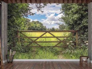 Country Fence 12' x 8' (3,66m x 2,44m)