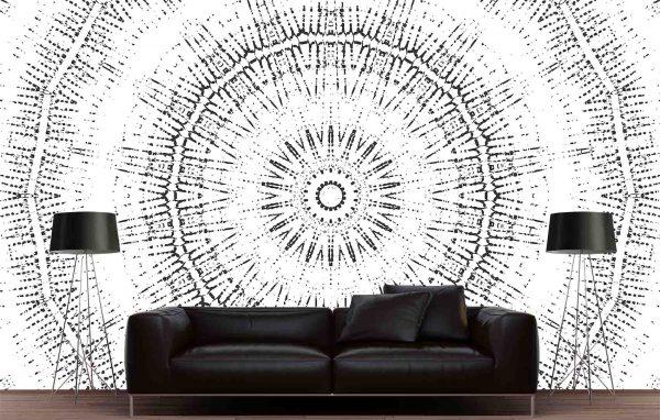 Kaleidoscope 13.5' x 8' (4,11m x 2,44m)