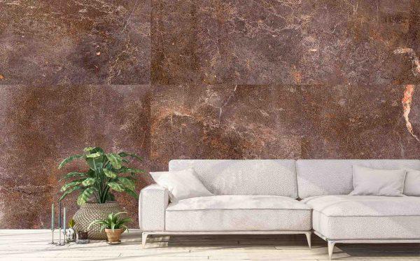 Brown Marble 12' x 8' (3,66m x 2,44m)
