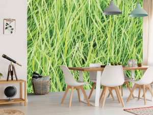 Green Reeds 12' x 8' (3,66m x 2,44m)