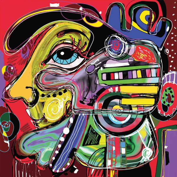 Picasso Two 9' x 9' (2,75m x 2,75m)