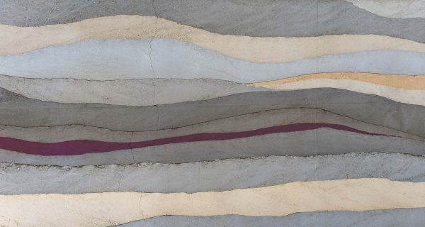 Concrete Layers (Purple) 15' x 8' (4,57m x 2,44m)