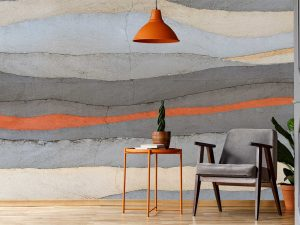 Concrete Layers (Orange) 15' x 8' (4,57m x 2,44m)