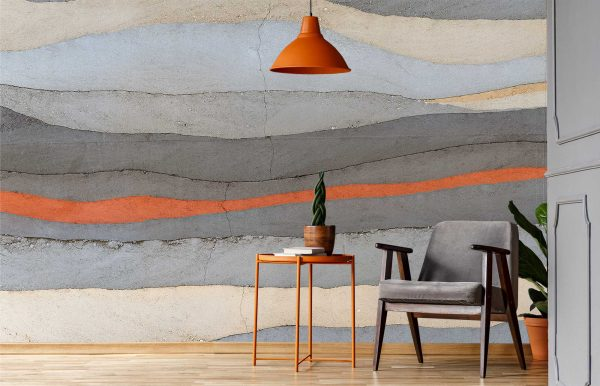 Concrete Layers (Orange) 15' x 8' (4,57m x 2,44m)