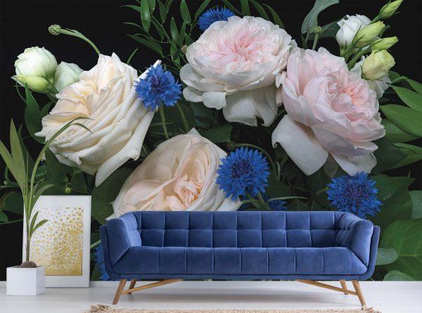 Bouquet of Roses 12' x 8' (3,66m x 2,44m)