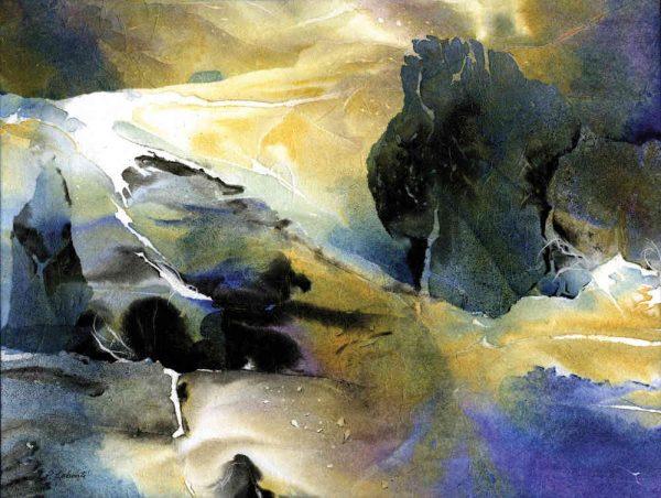 Color of Dawn 10.5' x 8' (3,20m x 2,44m)