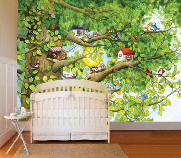 Bird's Tree 10.5' x 8' (3,20m x 2,44m)