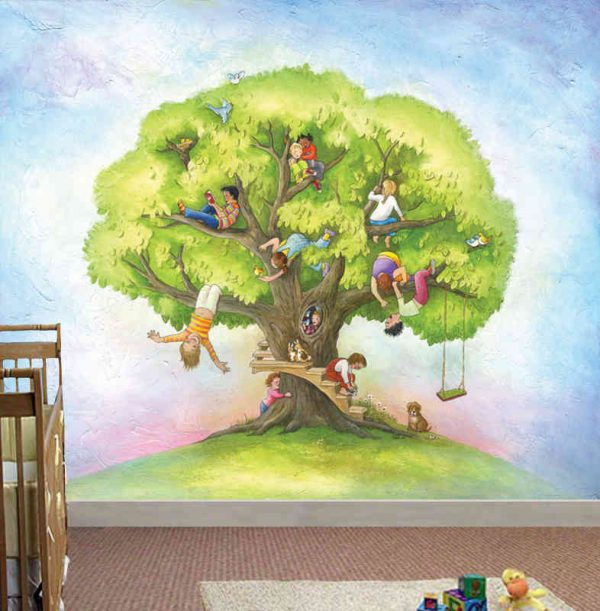 Children's Tree 9' x 8' (2,75m x 2,44m)