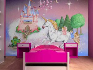Where is the Princess? 10.5' x 8' (3,20m x 2,44m)