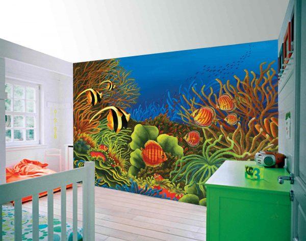 Wonders of the Ocean 10.5' x 8' (3,20m x 2,44m)