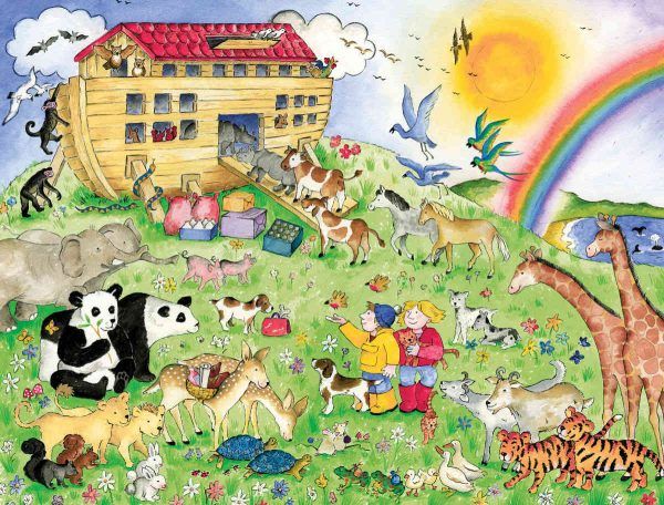 Noah's Ark 10.5' x 8' (3,20m x 2,44m)
