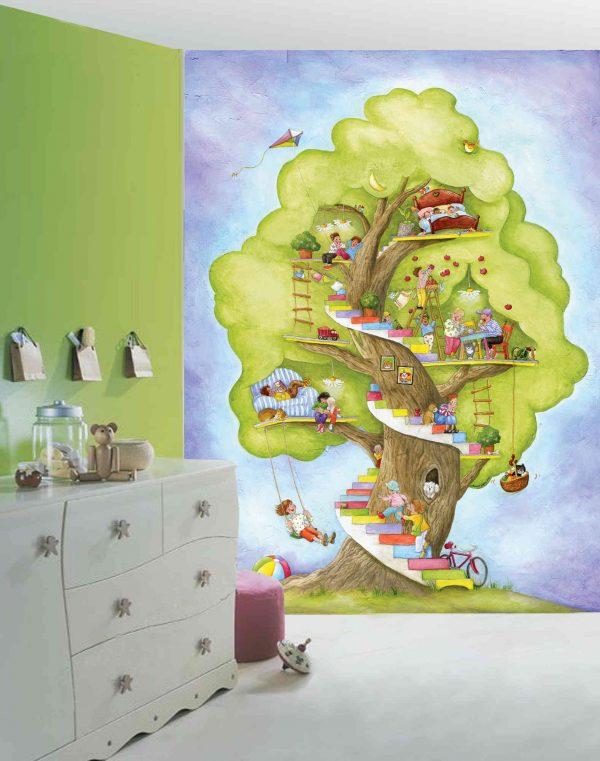 My Tree House 6' x 8' (1,83m x 2,44m)