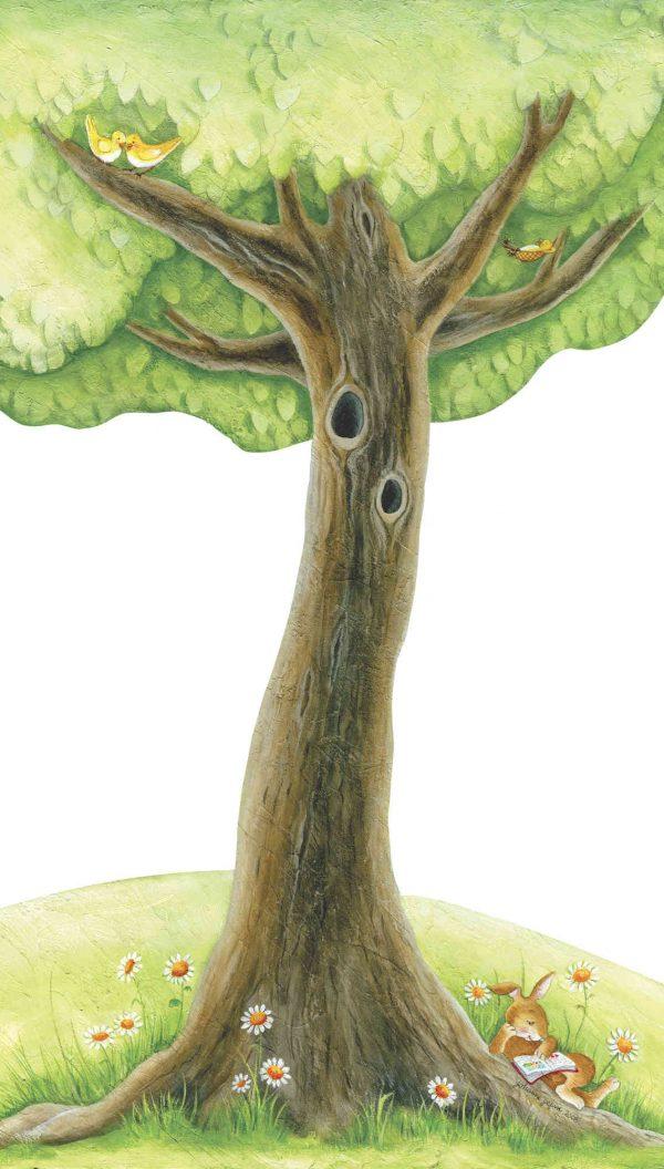 Tree 4.5' x 8' (1,37m x 2,44m)