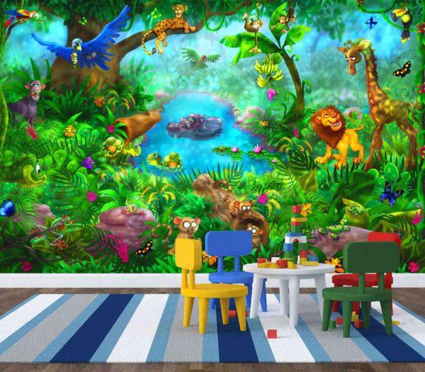 Jungle 12' x 8' (3,66m x 2,44m)
