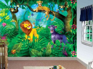Jungle Cats 10.5' x 8' (3,20m x 2,44m)