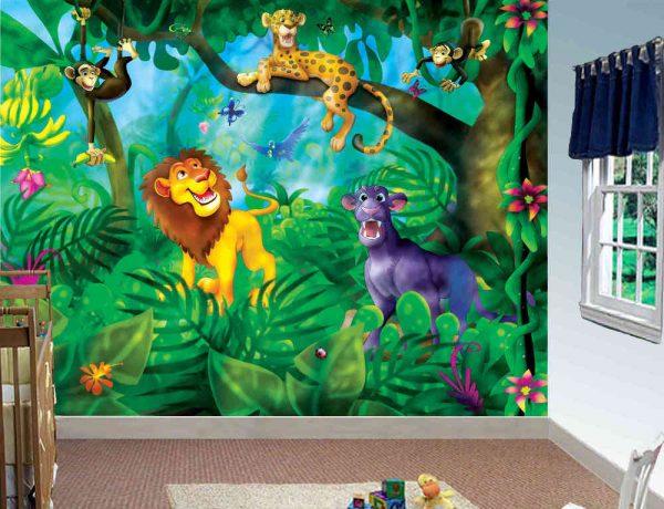 Jungle Cats 10.5' x 8' (3,20m x 2,44m)
