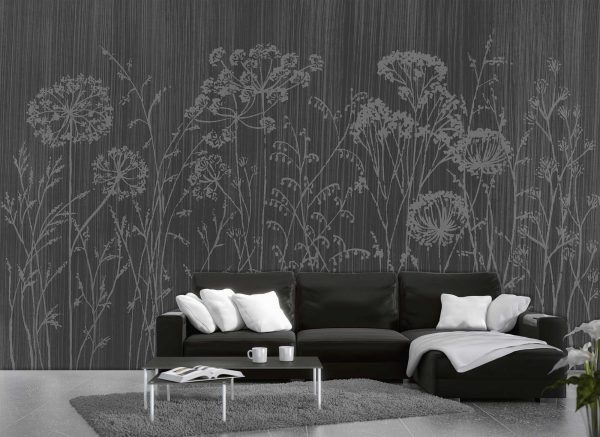 Prairies Tall Grass (Black) 12' x 8' (3,66m x 2,44m)