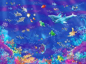 Fishies 10.5' x 8' (3,20m x 2,44m)