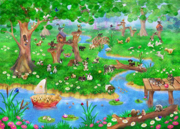 Pet Paradise 10.5' x 8' (3,20m x 2,44m)
