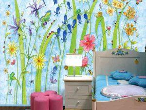 Butterfly Garden 10.5' x 8' (3,20m x 2,44m)
