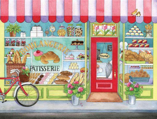 Bakery 10.5' x 8' (3,20m x 2,44m)