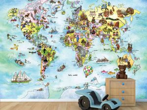 Kids World (English Version) 10.5' x 8' (3,20m x 2,44m)