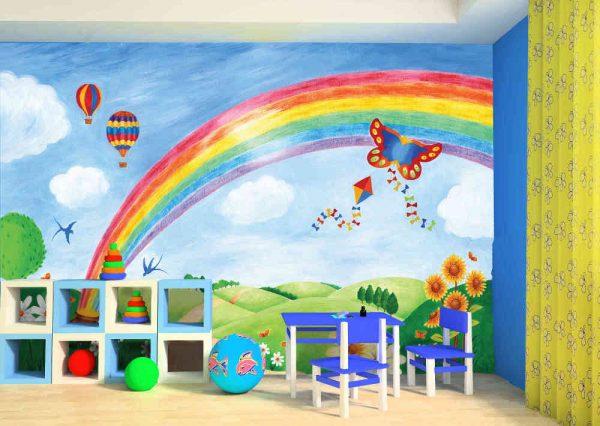 Rainbow 12' x 8' (3,66m x 2,44m)