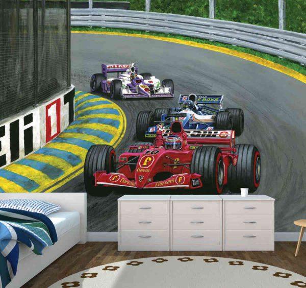 Grand Prix 10.5' x 8' (3,20m x 2,44m)