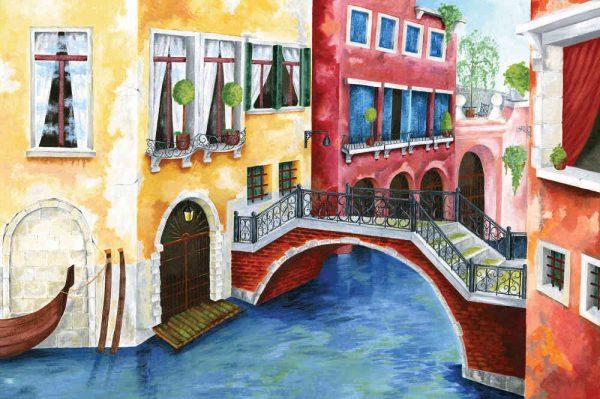 Venice 12' x 8' (3,66m x 2,44m)