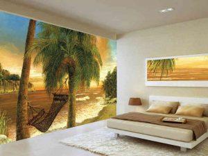 Beach Sunset 16.5' x 8' (5,03m x 2,44m)