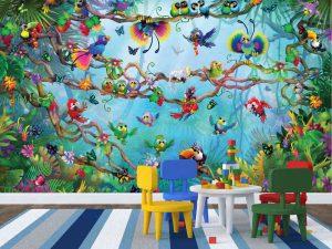 Bird's Paradise 10.5' x 8' (3,20m x 2,44m)