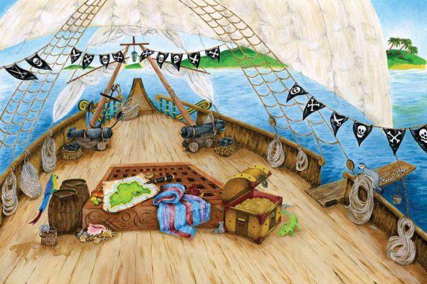 Treasure Island 12' x 8' (3,66m x 2,44m)