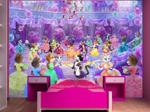 Princess Cats 12' x 8' (3,66m x 2,44m)