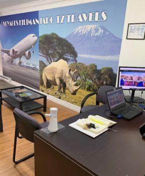 Agence de Voyages Kilimanjaro TZ Travels à Chateauguay